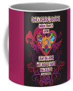 Celtic Eclipse Of The Heart Coffee Mug