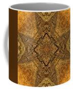 Celtic Mandala Abstract Coffee Mug