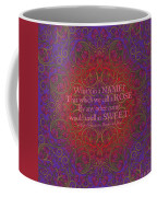 Celtic Romeo And Juliet Coffee Mug