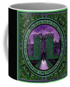 Celtic Sleeping Beauty Part IIi The Journey Coffee Mug