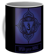 Celtic Tribal Third Eye Chakra Coffee Mug