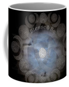 Celtic Triple Moon Goddess Mandala Coffee Mug