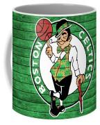Celtics Barn Door Coffee Mug