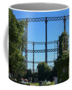 Cemetery And Gas Works Coffee Mug