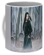 Cemetery Chic Coffee Mug