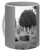 Cemetery Church Of St. Mary Wedmore Coffee Mug