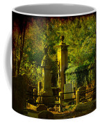 Cemetery In Charleston Coffee Mug