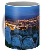 Cemetery Overlooking Fes, Morocco Coffee Mug
