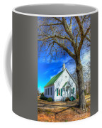 Centennial Christian Church Rural Greene County Georgia Coffee Mug