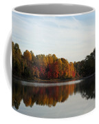 Centennial Lake Autumn - Fall Dressing Coffee Mug