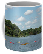 Centennial Lake Kayaks Coffee Mug