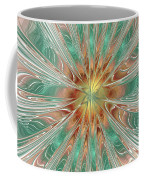 Center Hot Energetic Explosion Coffee Mug