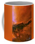 Center - Triptych - Stellar Spire In The Eagle Nebula Coffee Mug