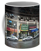 Central Camera On Wabash Ave  Coffee Mug