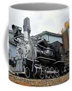 Central City Locomotive Coffee Mug