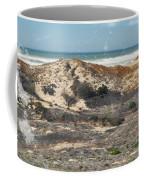 Central Coast Sand Dunes Coffee Mug
