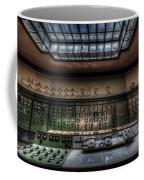 Central Control  Coffee Mug