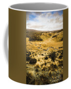 Central Highlands Of Tasmania Coffee Mug