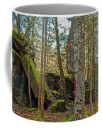 Central Hoist Walls Coffee Mug