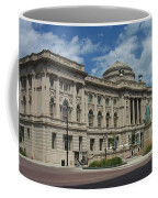 Central Library Milwaukee Full View Coffee Mug