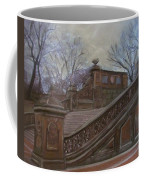 Central Park Bethesda Staircase Coffee Mug