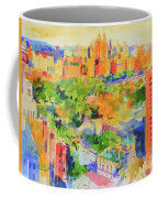 Central Park From The Carlyle Coffee Mug