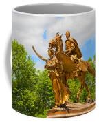Central Park Sculpture-general Sherman Coffee Mug