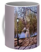 Central Park Sidewalk Coffee Mug