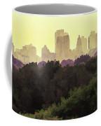 Central Park Skyline Coffee Mug