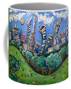 Central Park South Coffee Mug