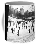 Central Park Winter Carnival Coffee Mug