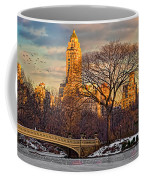 Central Parks Famous Bow Bridge Coffee Mug
