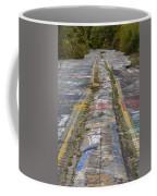 Centralia Graffiti Highway Coffee Mug