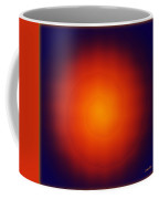 Centre Of Earth Abstract Design Coffee Mug