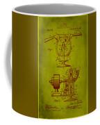 Centrifugal Gun Patent Drawing 3j Coffee Mug