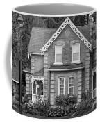 Century Home - Bw Coffee Mug