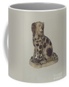Ceramic Coach Dog Coffee Mug