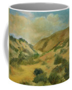 Cerillos Hills New Mexico Coffee Mug