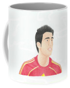 Cesc Fabregas Coffee Mug by Toni Jaso