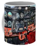 Cessna Cockpit Coffee Mug