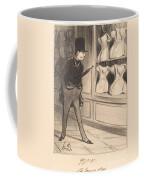 C'est Unique! J'ai Pris Quatre Tailles... Coffee Mug