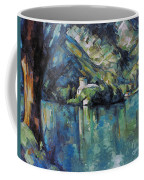 Cezanne: Annecy Lake, 1896 Coffee Mug