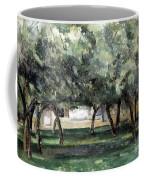 Cezanne: Le Clos Normand Coffee Mug