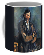 Cezanne: Man, C1899 Coffee Mug
