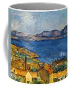 Cezanne Marseilles 1886-90 Coffee Mug