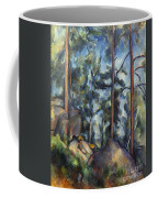 Cezanne: Pines, 1896-99 Coffee Mug