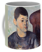 Cezanne: Portrait Of Son Coffee Mug