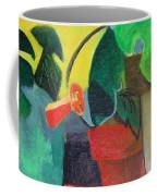 Cezanne Potting Stand Coffee Mug