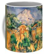 Cezanne: Sainte-victoire Coffee Mug