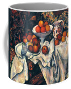 Cezanne: Still Life, C1899 Coffee Mug